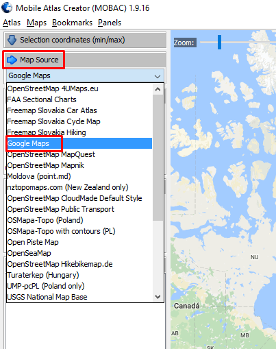 How to – Use Offline Mapping – SurveyToGo Support Center